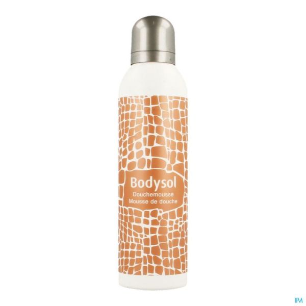 Bodysol Douchemousse Crocodile Copper 20