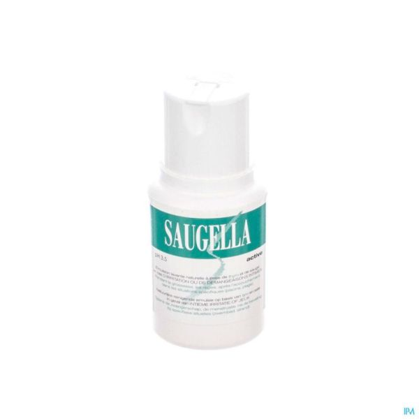 Saugella Active 100 Ml
