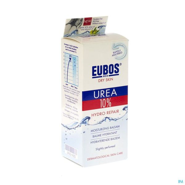 Eubos Urea 10 % Hydro Repair 150 Ml