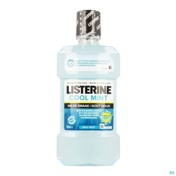 Listerine Cool Mint Doux 500ml