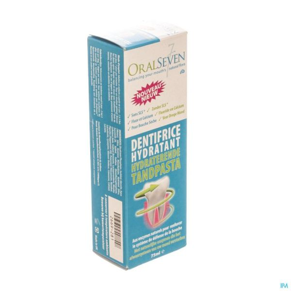 Oral7 Dentifrice 75 Ml