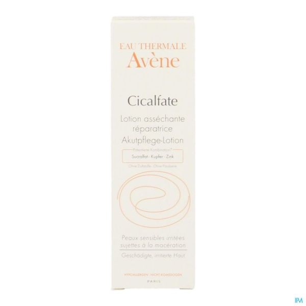 Avène Cicalfate Lotion 40 Ml