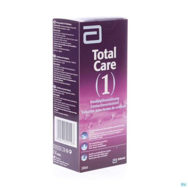 Amo Total Care 1 All-in-one 0013 240 Ml