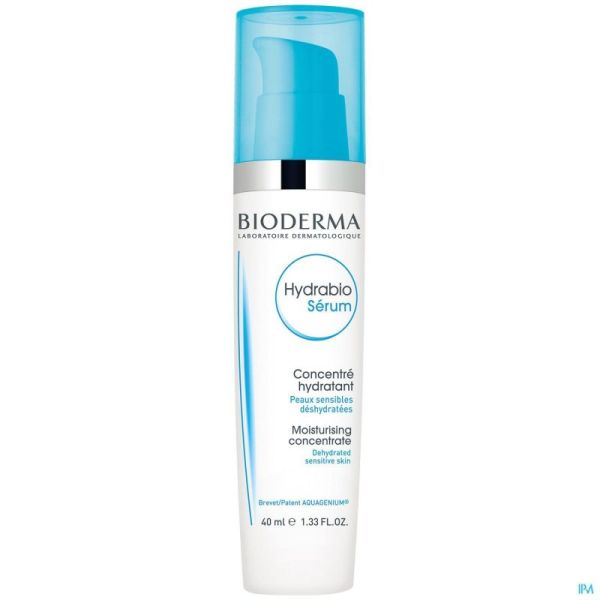 Bioderma Hydrabio Sérum Hydratant 40 Ml