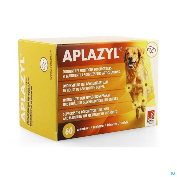 Aplazyl Chien Chat Aliment Complementaire Comp 60