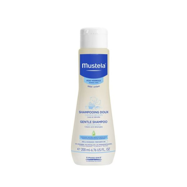 Mustela Shampooing Doux Peaux Normales 200 Ml