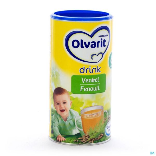 Olvarit Drink Fenouil 200 G