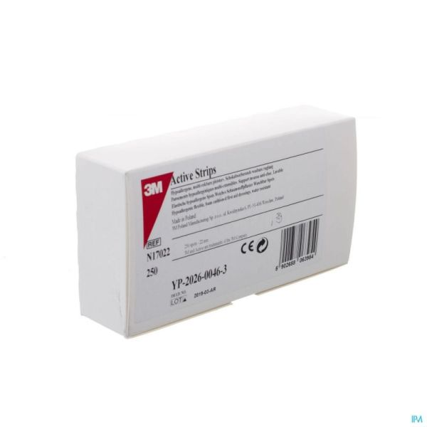17022 Nexcare Active Strips Spots ø 23mm