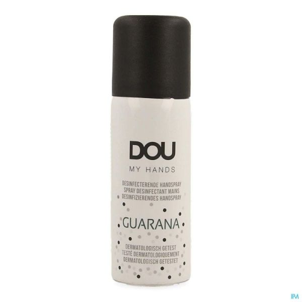 Dou My Hands Spray Desinfectant Mains Guarana 45ml