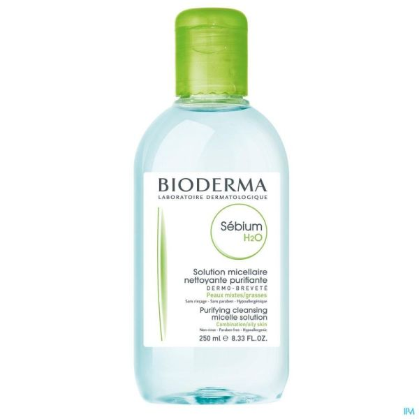 Bioderma Sebium Micellaire Lotion H20 250 Ml