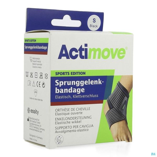 Actimove Sport Ankle Wrap S 1