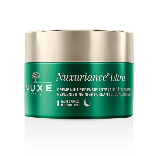 Nuxe Nuxuriance Ultra Crème Nuit Redensifiante Anti-âge 50ml