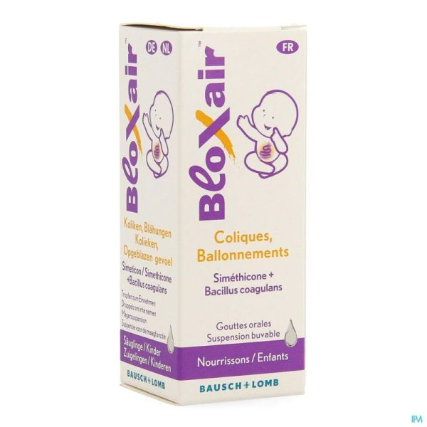 Bloxair Susp Gastro-intestinale 20 Ml