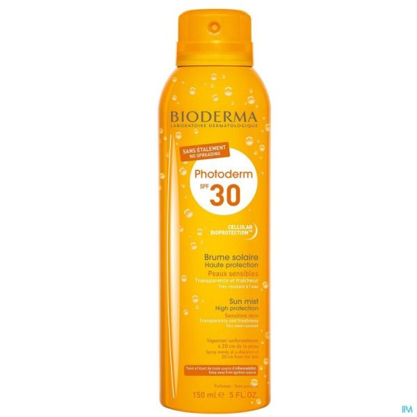 Bioderma Photoderm Brume Transparente SPF30 150ml