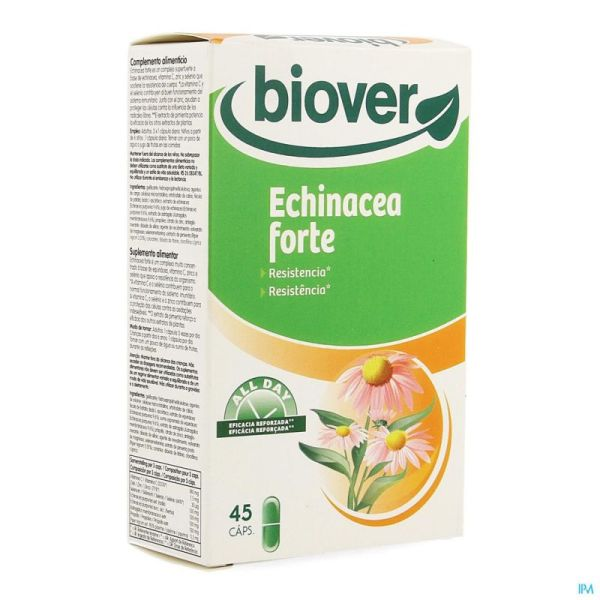 Biover All Day Echinacea Forte 45 Caps