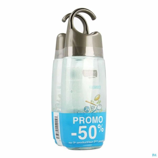 Bodysol Kids Shower 2en1 Sportsfun 2x250ml 2e -50%