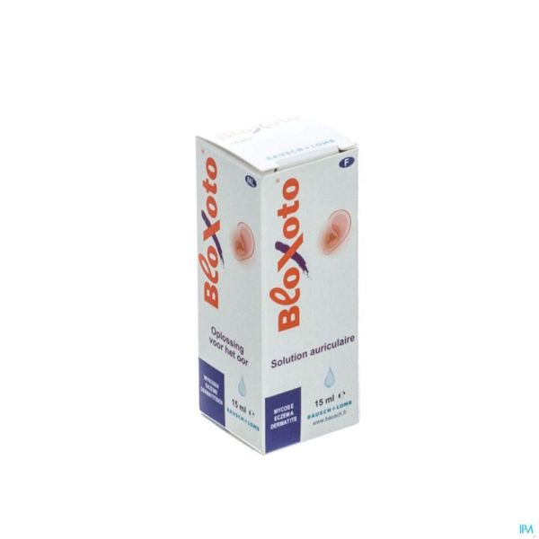 Bloxoto Solution 15 Ml