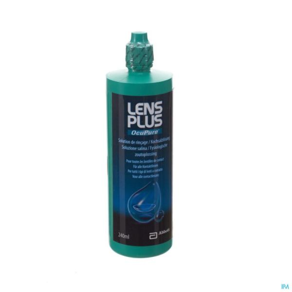 Amo Lens Plus Ocupure 0086 240 Ml