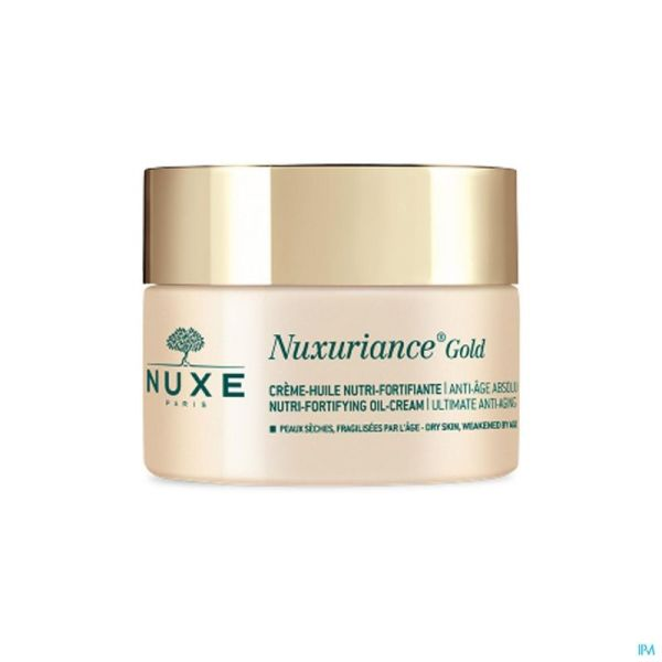 Nuxe Nuxuriance Gold Crème Huile Nutri Fortifiante 50ml