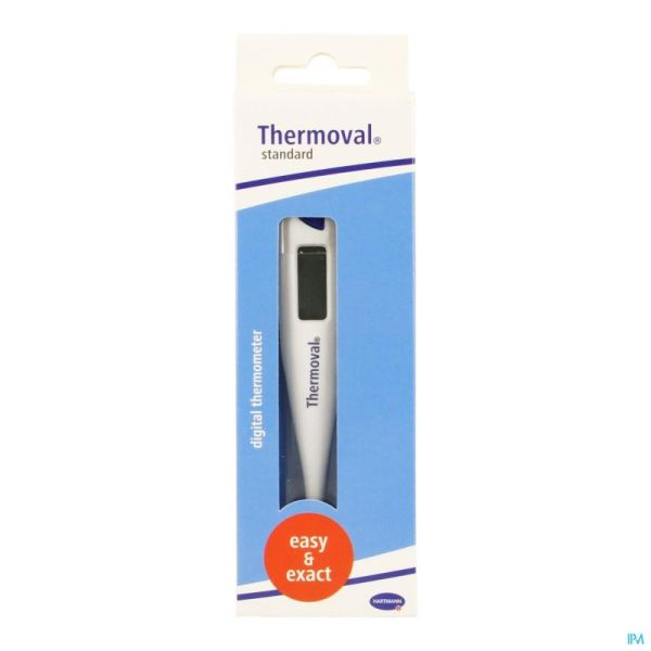 Hartmann Thermomètre Thermoval